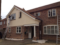 External house painting near Skegness