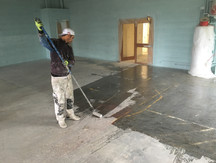 Airless spraying walls in Lincoln plus resin floor coating