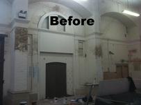 Restoration Theatre Foyer Alexander Palace London