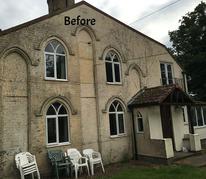 External Painting Woodhall spa
