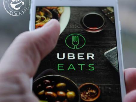 ¡Ya estamos en Uber EATS!
