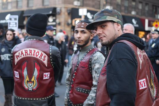 Coney Island Warriors, Washington Square Park, November 2017