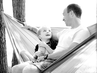 A CHALLENGE FOR MEN: RAISING HAPPIER SONS