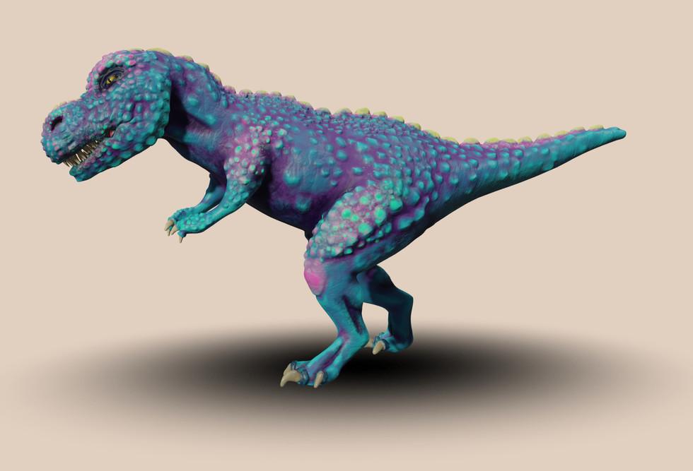 Galaxy T-Rex