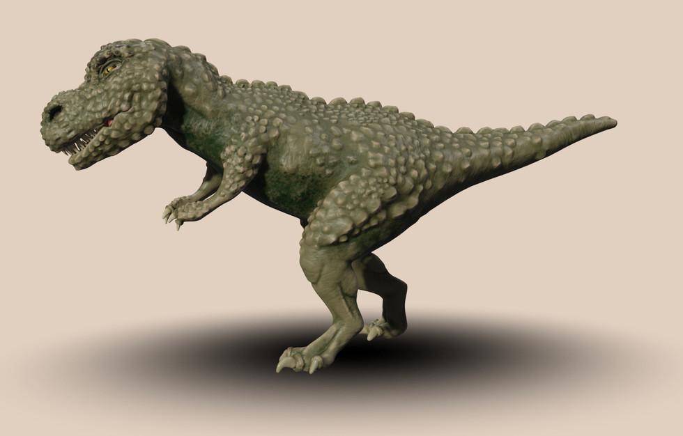 """Real"" T-Rex"