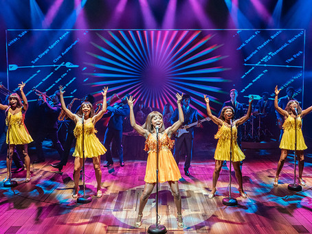Destinee Joins The Tina Turner Turner Musical
