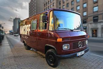 Vancoff Coffee Truck