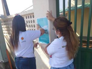 Guarapari realiza ação para lembrar o Dia Mundial Contra o Trabalho Infantil
