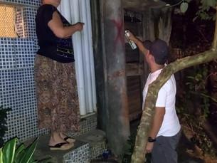 CEÚ AZUL: 56 postes com lâmpadas queimadas a espera de manutenção