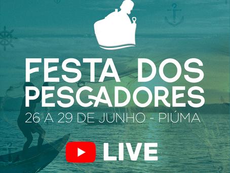 Piúma: Festa dos Pescadores 2021 começa sábado (26) e a programação será virtual