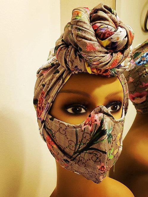 Gucci Head Wrap Set