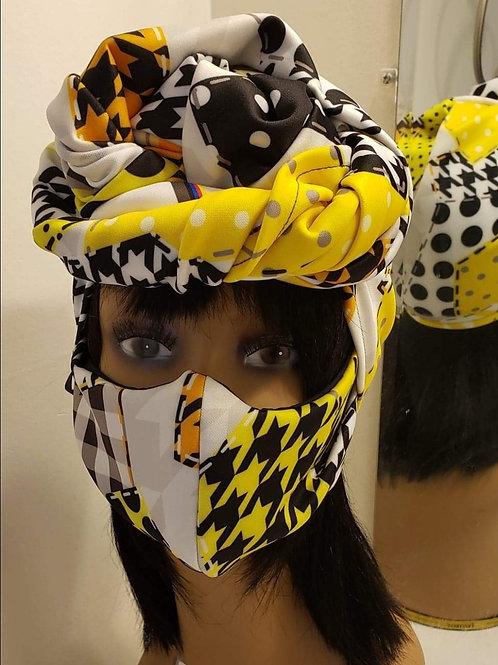 Yellow & Black Set