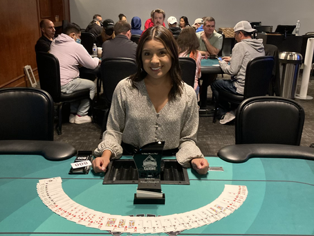 DAY 1B Results Reveal Strong Chip Leaders!