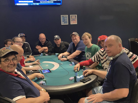 Final Table & Chip Counts