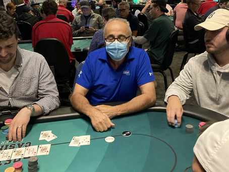 Azzo Close to Early Elimination…