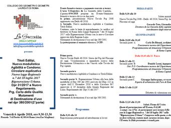 Corso di Formazione 06/04/2018 Ore 09:30-13:30