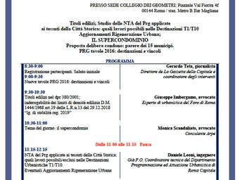 Evento formativo 12/04/2019 - Ore 8:30-13:30