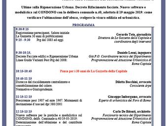 Evento formativo 13/12/2019 - Ore 8:30-13:30
