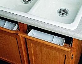Sink Front Tilt Out