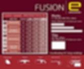 Fusion Enhanced Chart