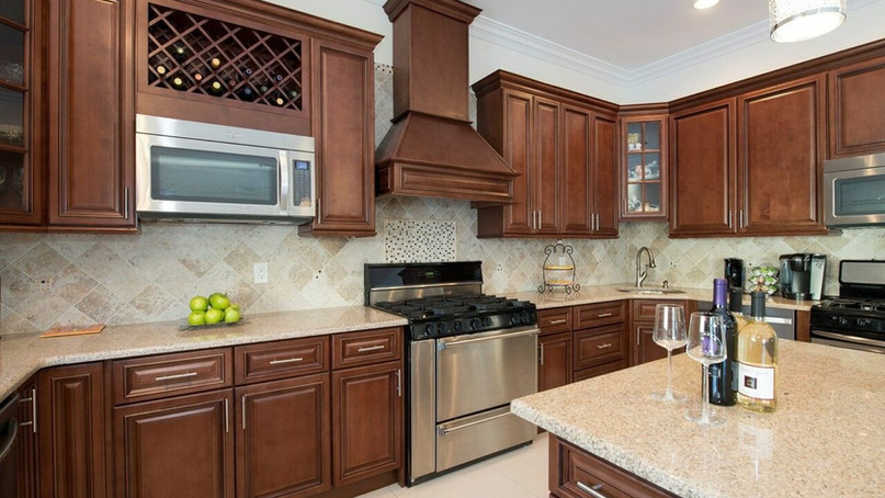 Signature Brownstone Kitchen