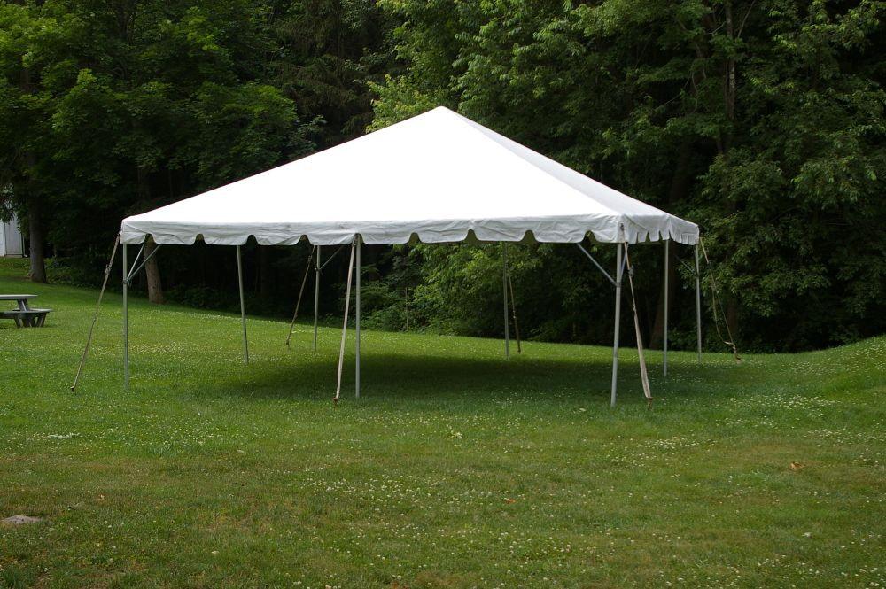 Tent 20x20