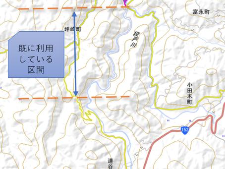 2021年3月1日(月)段戸川C&R区間オープン!