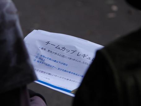 第一回段戸川チームカップ無事開催しました。