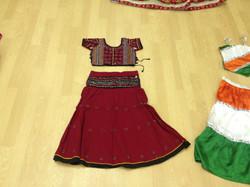 Traditional Ghagra/Lengha Child's