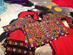 Rajasthani Gujrati Skirt - Ghagra Se