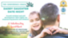 Daddy Daughter Date Night FB event cover