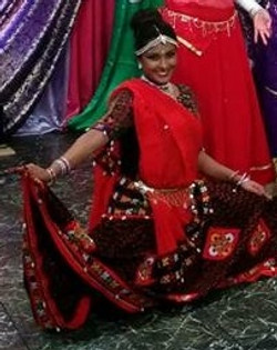 Rajasthani Gujrati Skirt
