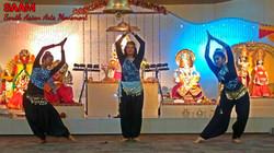 Shiv Tandav - Shiv Ratri Feb 2016