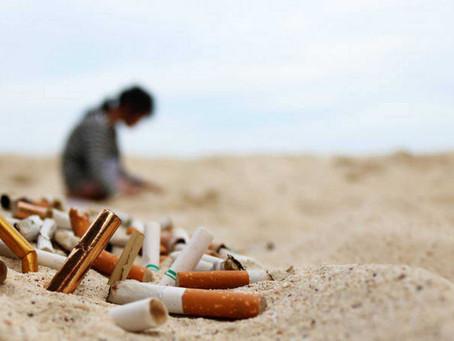 Zákaz fajčenia na pláži v Barcelone