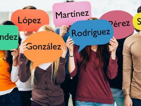 Prečo Španieli majú dve priezviská