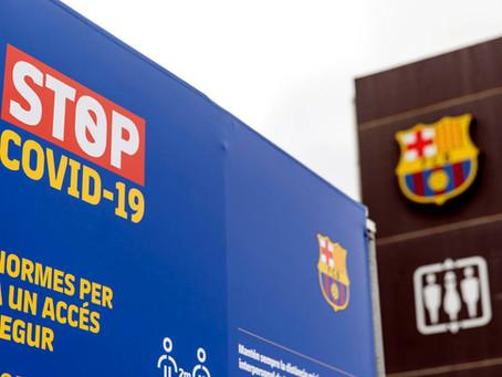 Camp Nou vakcínovým centrom