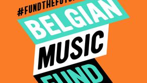 Dit was de tweede oproep van Fund Belgian Music.
