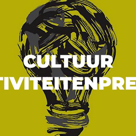 2000 tot 20 000 euro voor culturele activiteit