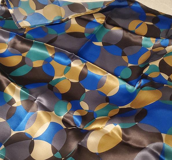 CamiNaturals 100٪ Silk Scarf