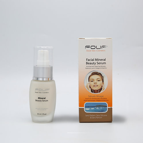 Facial Mineral Beauty Serum