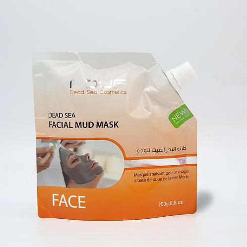 Facial Mud Mask (250 ml)