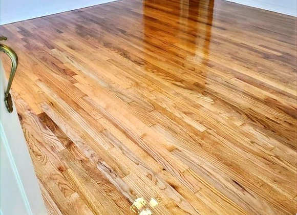 Hardwood: Sand and Refinish