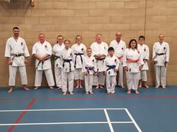 Chesterfield Karate Grading Success