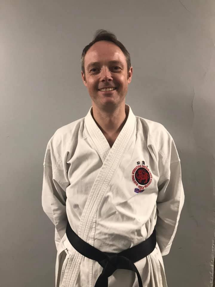 Chesterfield karate grading success