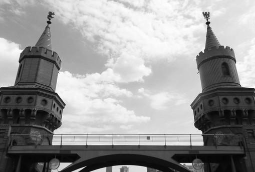 """"""" Oberbaumbrücke"""" Berlin"""