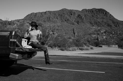 """LMM"" Gates Pass Overlook, Tucson"