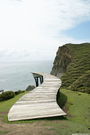 """Muelle de las almas"" Chiloé"