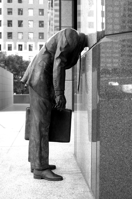 """""""In.corporated"""" Financial district, Downtown Los Angeles"""