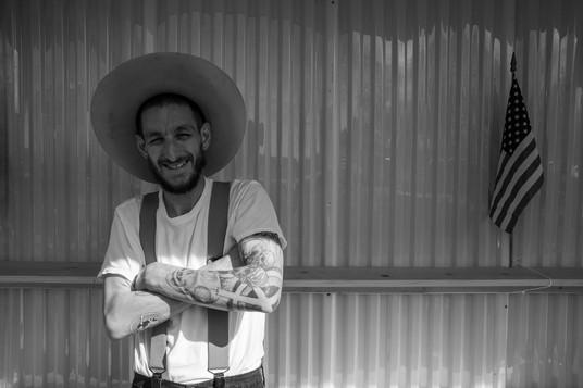 """Dylan"" Gem Show,Tucson, AZ"