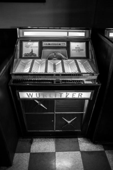 """""""Wurlitzer 2900"""" Tiger's Tap Room, Tucson,AZ"""